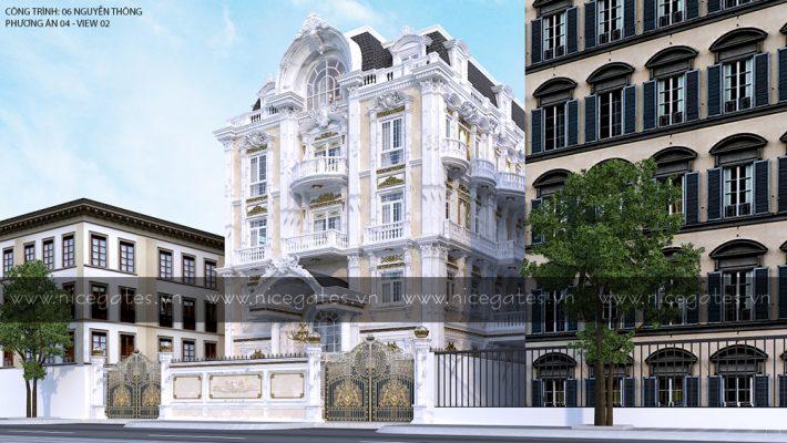 Biệt thự Huỳnh Uy Dũng