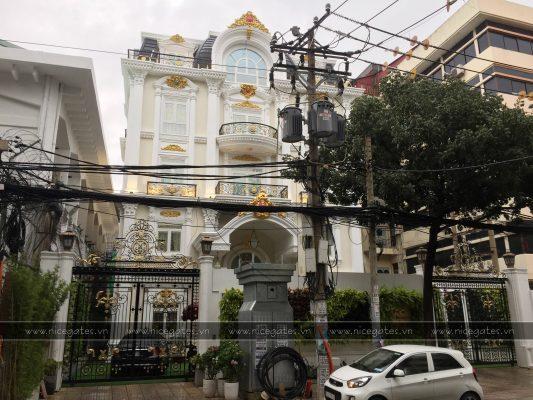 biet thu dd 11 NIG 533x400 - Biệt thự Huỳnh Uy Dũng