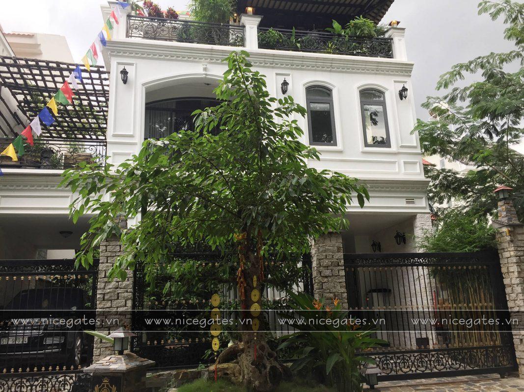Du an biet thu minh nhua 13 1067x800 - Nhà máy nhựa Long Thành Đồng Nai
